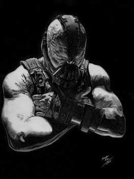 Bane, Born in the Shadows by EduardoLeon