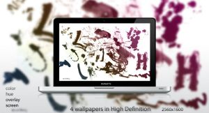 Paint wallpapers by lebreton