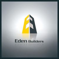 Eden Builders' Logo by nasar-ullah-khan