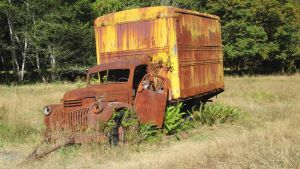 Chevrolet Moving Truck by videodude1961