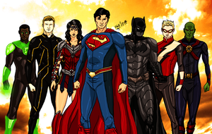 Smallville : Justice by kyomusha