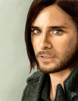 Jared Leto by cpss
