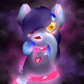 Happy to See You! (WARNING NEON GORE) by FrozenTwoDeath