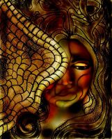 Singing with serpents by diosaperdida