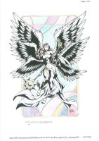Angel Colouration 2 by TheSilentChloey