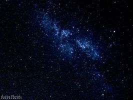 Milky Way by OmbraSilente