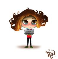 Me Chibified by KindLittleMoon