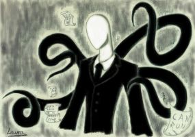 Slenderman by luna201269