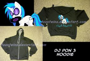 Got Music Hoodie by ToonTwins