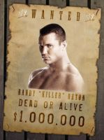 Randy Orton Wanted by pollo0389