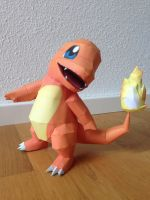 Charmander Papercraft by giden445