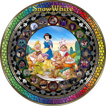 Masterpiece Snow White and the Seven Dwarfs by Maleficent84