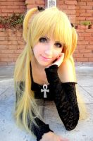Misa Amane by D4sM0nster