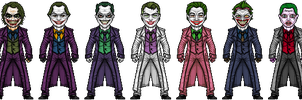 The Joker (Variants Expansion) by UltimateLomeli