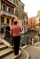 The gondolier by opcd