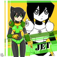 -AT- Jet by Lady2011
