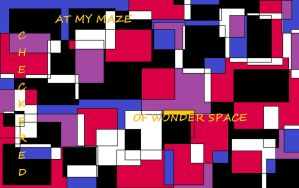 At My Maze of Wonder Space by Kanon58