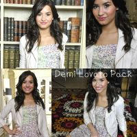 Demi Lovato Pack #14 by Teeffy