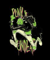Punk is Undead by paulorocker