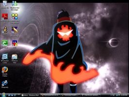 Current desktop by HurricaneChris