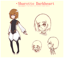 FFCC-Project: Sharotto Darkheart by Zukimime