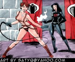 Lady Jaye defects to Baroness whip practice by SatyQ