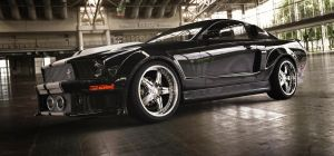 Ford Mustang GT500 Eleanor by TheImNobody