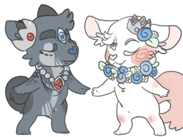 3$ designs by pitbullie