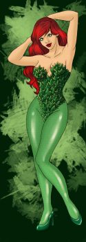 Poison Ivy by thio122
