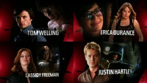 Smallville - Season 10 Cast by Privileg13