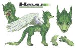Havu reference #3 by Havurasmanar