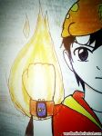 The Power of Fire? by VeroTherik