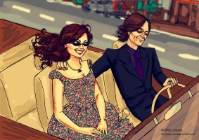 OUAT: Cadillac Ride by vika8D