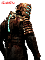 Dead Space Render by FoxMcCarther