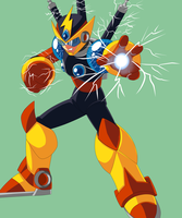 Elec Man X DLN 008 Spark Version by HiyashiX2