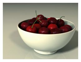 cherries - another try by zeravla