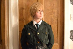 APH England cosplay by CrystaltheEchidna01