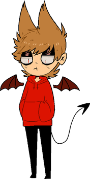 Animated Devil by Stray-Kage