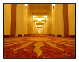 Hallway by mytrickers