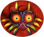 Majora's Mask ver_2 | COMMISSION by MajorasMasks
