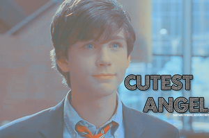 Logan Lerman 3 - Cutest Angel by justwaitforme