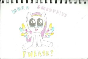 Tropical Burst Pwease? by ProfessionalPuppy