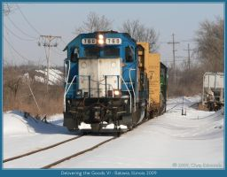 Delivering the Goods VI by classictrains