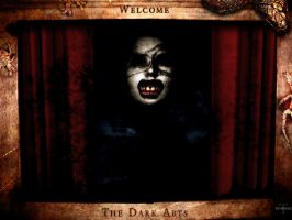 Welcome My Friend-Dark Arts ID by The-Dark-Arts
