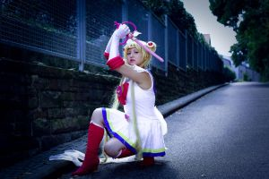 Super Sailor Moon from Sailor Moon by D1MO