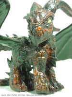 WoW Deathwing custom resculpt shot 7 by Bee-chan