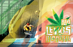Lewis Marnell RIP poster by nate-k90