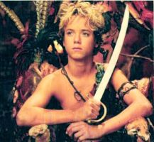 Jeremy Sumpter as Peter Pan by Vampiretakescontrol