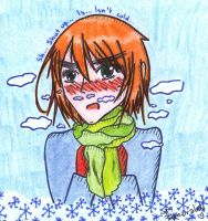 aph: Is...Isn't cold... by LoveEmerald
