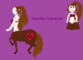 Aurelia Gehabich by Dragonfire92379